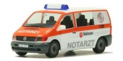 Mercedes Benz Vito Malteser NEF