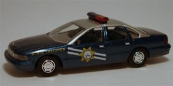 Chevrolet Caprice - Nr. 19 - Nevada Highway Patrol