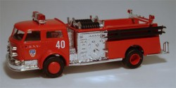 American LaFrance Pumper Fire Department New York