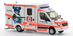 Mercedes Benz Sprinter RTW Ambulanz Chur