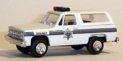 Chevrolet Blazer Mohave County Sheriff