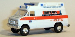 Chevrolet Ambulance Metro Ambulance New York