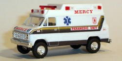 Chevrolet Ambulance Mercy Ambulance New York
