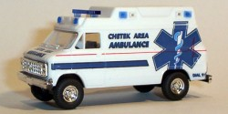 Chevrolet Ambulance Chetek Area Ambulance