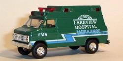 Chevrolet Ambulance Lakeview Hospital