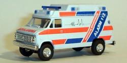 Chevrolet Ambulance Gentofte Brandvaesen