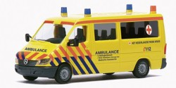 Mercedes Benz Sprinter Ambulance Niederlande