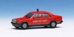 Mercedes Benz 190 Feuerwehr Baby-Notarzt
