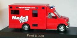 Ford E-350 Ambulance Modell-Fan