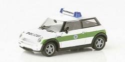 Mini Cooper Polizei München