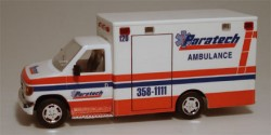 Ford E-350 Ambulance Paratech