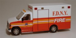 Ford E-350 Ambulance F.D.N.Y.
