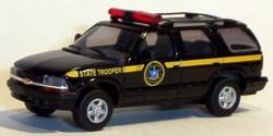 Chevrolet Blazer New York State Police