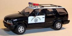 Chevrolet Blazer California Highway Patrol