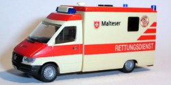 Mercedes Benz Sprinter Malteser RTW