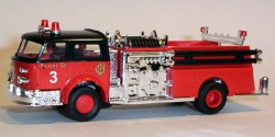 American LaFrance Pumper Chicago Fire Department