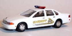 Chevrolet Caprice San Bernadino County Police