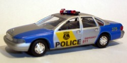 Chevrolet Caprice Cascade Police Department