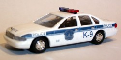 Chevrolet Caprice Washington DC Capital Police K-9