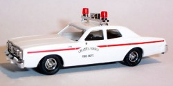 Dodge Monaco Chattanooga Fire Department