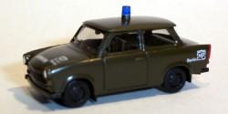 Trabant 601 Bundeswehr Feldjäger Berlin