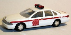 Chevrolet Caprice Fire Chief