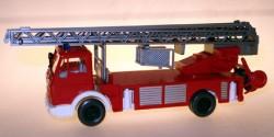 Mercedes Benz Metz Feuerwehr Drehleiter