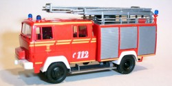 Magirus LF 16 TS Berufsfeuerwehr München