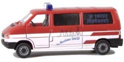 VW T4 Die Mannheimer Samariter NEF