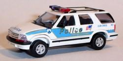 Chevrolet Blazer Washington Police