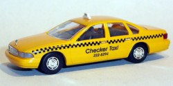 Chevrolet Caprice Checker Cab