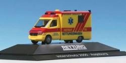 Mercedes Benz Sprinter Notfallrettung Schlick RTW