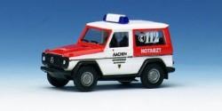 Mercedes Benz 300 GE Feuerwehr NEF