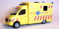 Mercedes Benz Sprinter Ambulance RAV Haaglanden