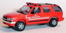 Chevrolet Blazer Fire Rescue ELW