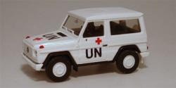 Mercedes Benz 300 GE UN-Sanitäter