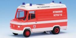 Mercedes Benz T2 Rettungsdienst Osnabrück RTW