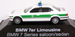 BMW 7er Polizei