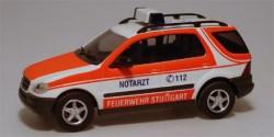 Mercedes Benz M-Klasse NEF Stuttgart