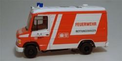Mercedes Benz T2 Feuerwehr Erfurt RTW
