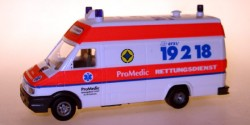 Iveco Daily PoeMedic Rettungswagen