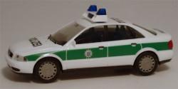 Audi A4 Polizei