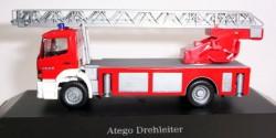 Mercedes Benz Atego Feuerwehr Drehleiter