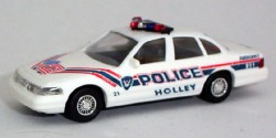 Ford Crown Victoria Holley Police