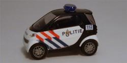 Smart City Coupe Polizei Niederlande