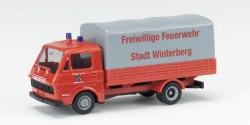 VW LT Pritsche Feuerwehr Stadt Winterberg