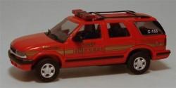 Chevrolet Blazer U.S. Fire Chief