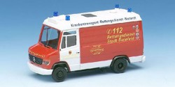 Mercedes Benz T2 Feuerwehr Bielefeld RTW