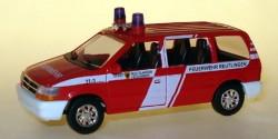 Chrysler Voyager Feuerwehr ELW