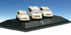 Mercedes Benz Taxi-Set